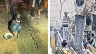 Photo of किसानों के प्रदर्शन स्थलों को किले में तब्दील कर दिया गया