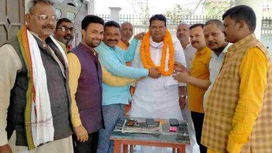 Photo of ऊर्जा मंत्रालय परामर्शदात्री समिति का सदस्य बनाये जाने पर भाजपाइयों ने सांसद को दी बधाई
