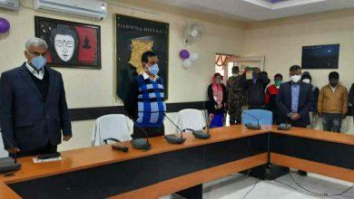 Photo of शहीद स्मृति दिवस पर आयोजित कार्यक्रम
