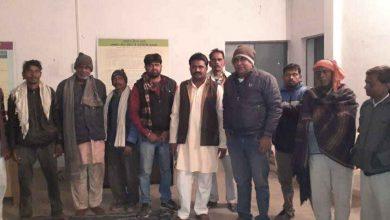 Photo of भारतीय किसान यूनियन जिला महामंत्री ने किसानों की समस्याओं का किया निराकरण
