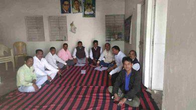 Photo of सतनामी समाज की बैठक में लिया निर्णय