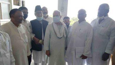 Photo of भारतीय जनतांत्रिक गठबंधन(IDA)का प्रतिनिधित्व टीम लगातार बड़े दलों से कर रही है मुलाकात