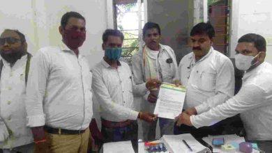 Photo of असंगठित कामगार मजदूर कांग्रेस मस्तूरी ब्लाक के लोगों ने प्रधानमंत्री के नाम सौंपा ज्ञापन