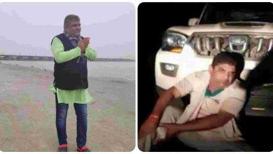 Photo of 1 लाख का इनामी BJP नेता ऋषि शर्मा अलीगढ़ शराब कांड में गिरफ्तार