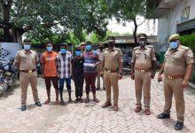 Photo of पुलिस मुठभेड़ में गौ तस्कर गिरफ्तार, एक कुंतल गोमांस के साथ तीन जिन्दा गाय बरामद