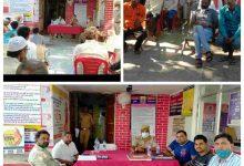 Photo of उप जिलाधिकारी माधवगढ़ व क्षेत्राधिकारी माधवगढ़ की अध्यक्षता में संपन्न हुई पीस कमेटी की बैठक
